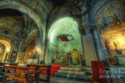 Yhun Suarez - St Pere de Puelles Church - Barcelona