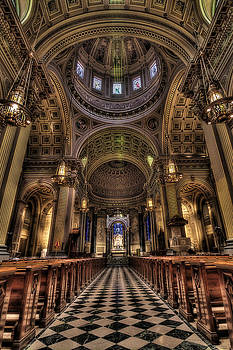St. Peter and Paul Cathedral by Kim Zier