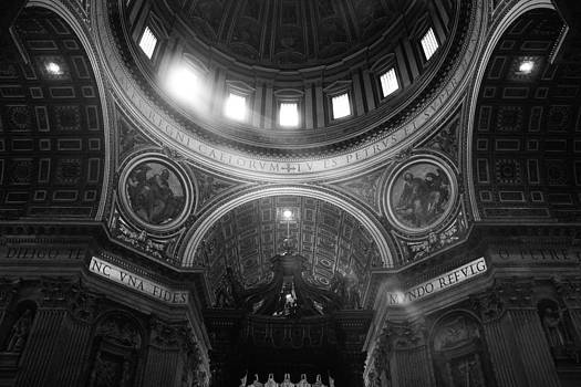 St. Peter's Basilica by Jason KS Leung