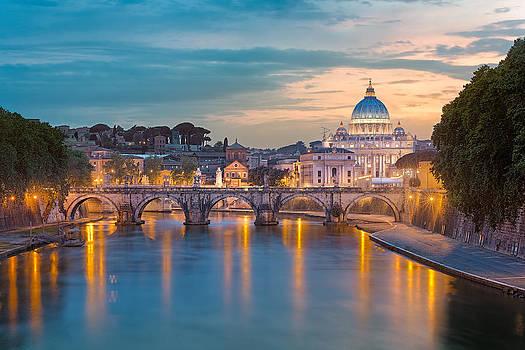 St. Peter's Basilica by Rilind Hoxha