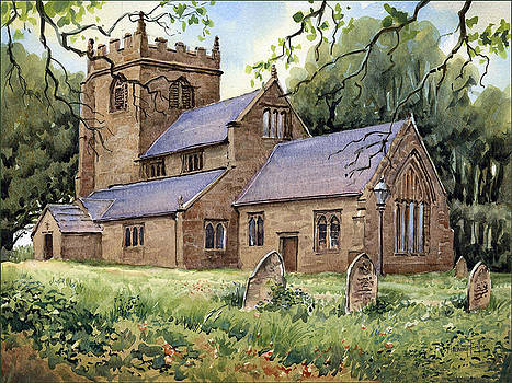Anthony Forster - St. Peters Church Broughton