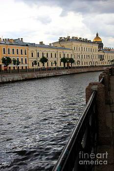 Sophie Vigneault - St-Petersburg Russia