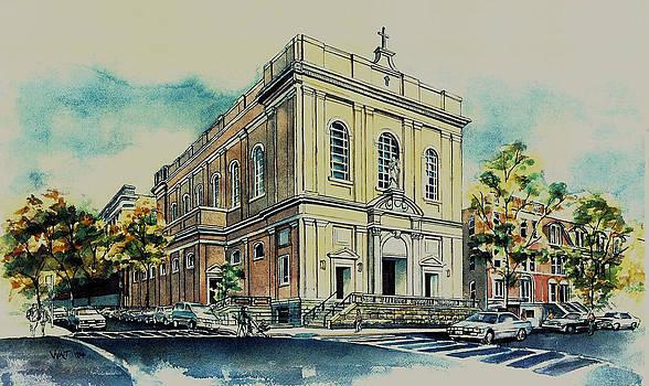 Nancy Wait - St. Saviours Church