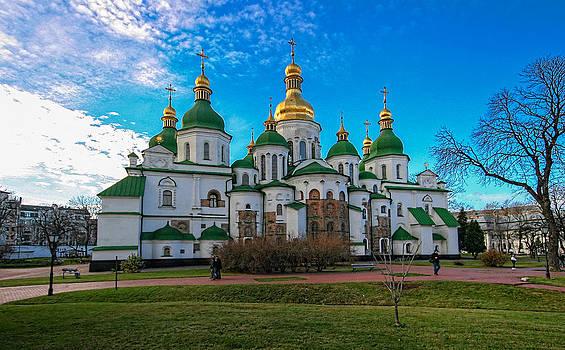 Matt Create - St. Sophia Kiev