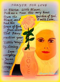 Maryann  DAmico - St. Therese of Lisieux