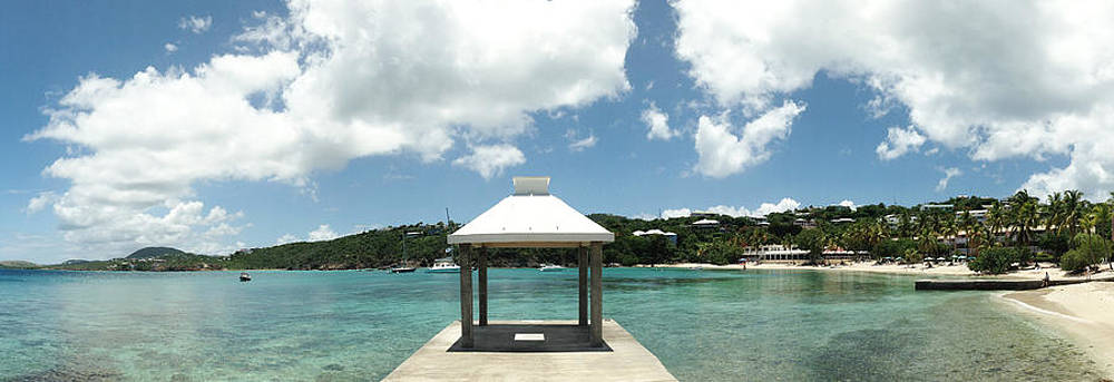 St. Thomas Beach by Tropigallery -