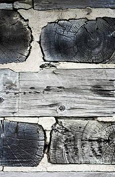 Barbara McMahon - Stacked Block Abstract