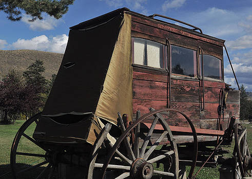 Stage Coach by Brent Easley