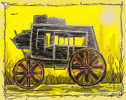 Jason Girard - Stagecoach