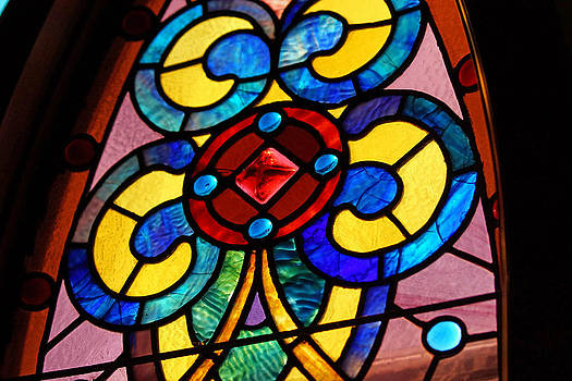 Stain Glass by Thomas Fouch