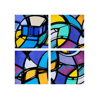 Art Block Collections - Stained Glass