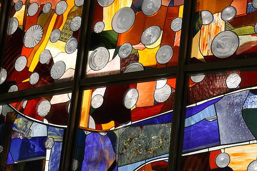 Stained Glass by Dawn Kori Snyder