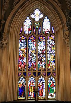 Stained Glass by Gladys Turner Scheytt