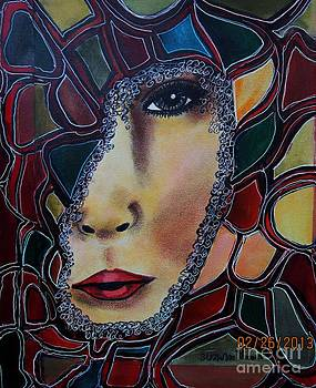 Stained Glass by Suzanne Thomas