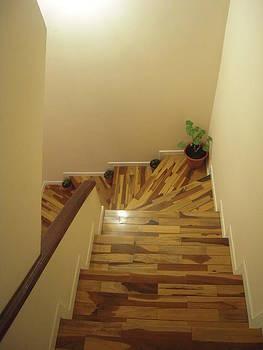 Anastasia Konn - Staircase