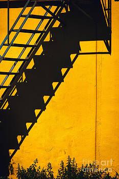 Silvia Ganora - Staircase shadow