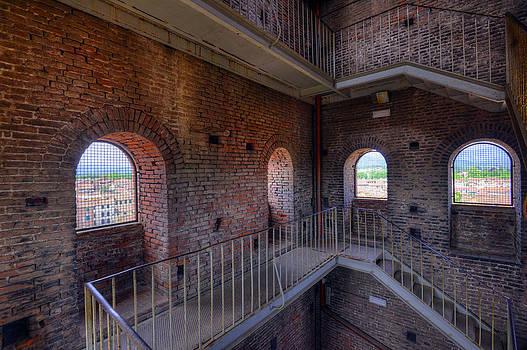 Matt Swinden - Stairs and Windows