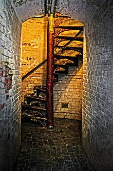 Stairs to the Light by Cheryl Cencich