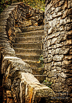 Stairway Back in Time by Lincoln Rogers