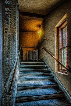 Stairway by David Hahn