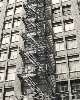 Emily Kelley - Stairway