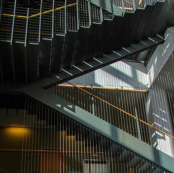 Stairway by George Salter