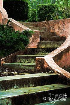 Stairway by Kristy Ollis
