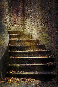 Stairway by Peter Chadwick
