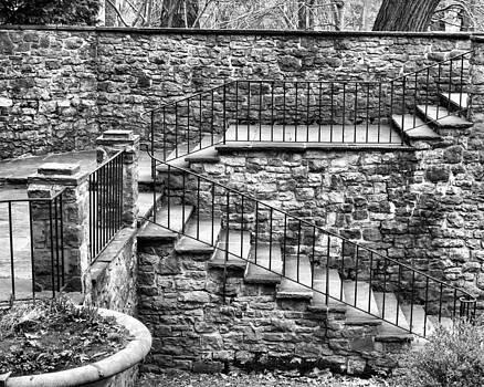 Stairway by Tim Buisman