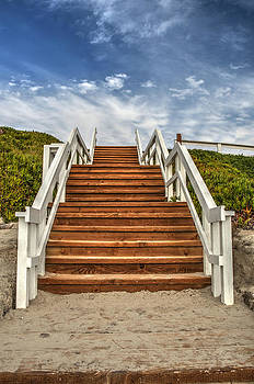 Stairway to Dreams by Greg Amptman
