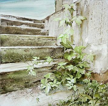 Stairway to Sky by Anna Ewa Miarczynska