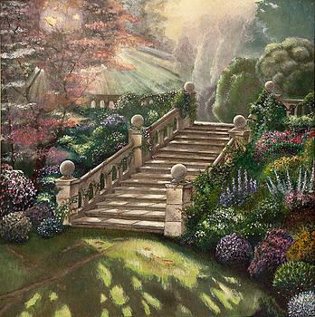 Stairways to heaven by Michal Schwarz
