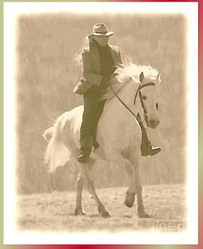 Stallion Strides by Patricia Keller