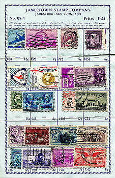 Kathleen K Parker - Stamp Collection 2