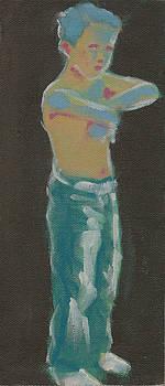 Stance by Anne Winkler