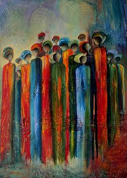 Stand Together by Marietjie Henning