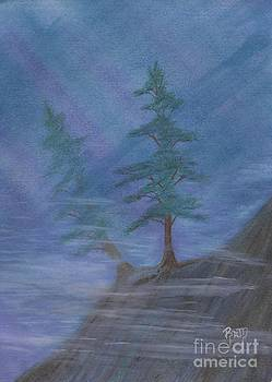 Standing Alone by Robert Meszaros