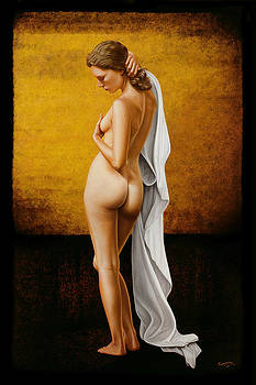 Standing Nymph by Horacio Cardozo