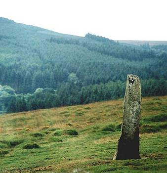 Alasdair Shaw - Standing Stone