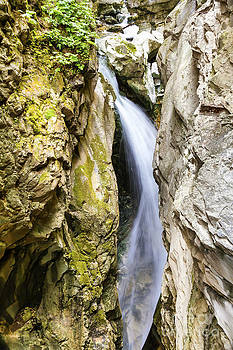 Stanghe's Waterfalls by Pier Giorgio Mariani