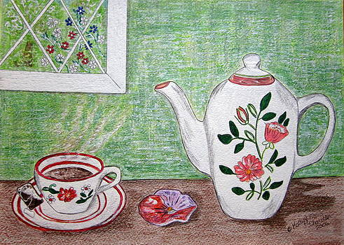 Stangl Pottery Rose Pattern by Kathy Marrs Chandler