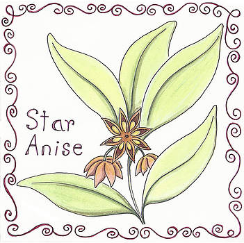 Star Anise by Christy Beckwith