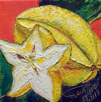 Star Fruit by Paris Wyatt Llanso