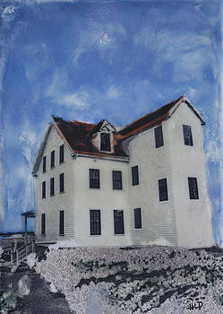 Star Island Cottage by Heather Douglas