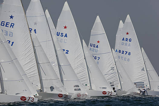 Steven Lapkin - Star One Design Regatta