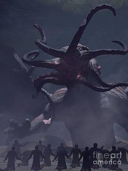 Star Spawn of Cthulhu by Russell Smeaton