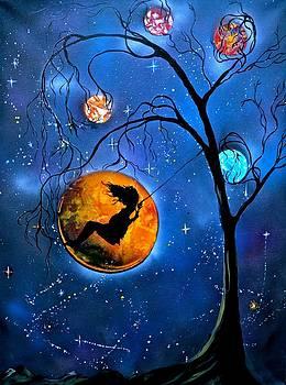 Star Swing by Gregory Merlin Brown