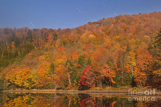 Charles Kozierok - Star Trails and Autumn Colors