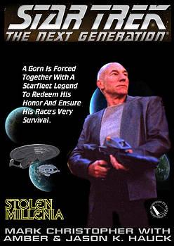Star Trek TNG - Stolen Millenia by Jason Hauck