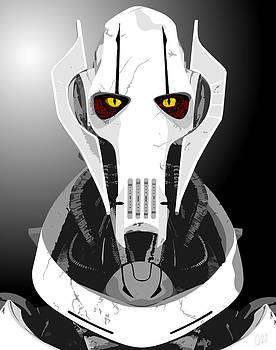Star wars General Grevious by Paul Dunkel